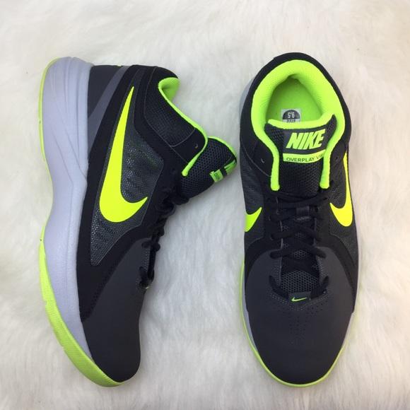 fa4a0c3dad4 Nike The Overplay VIII Nubuck football shoes. M 5ab3870100450ff6c466459f